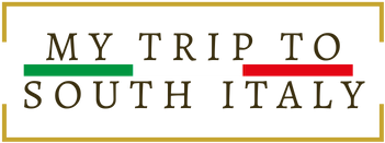 my trip to south italy logo