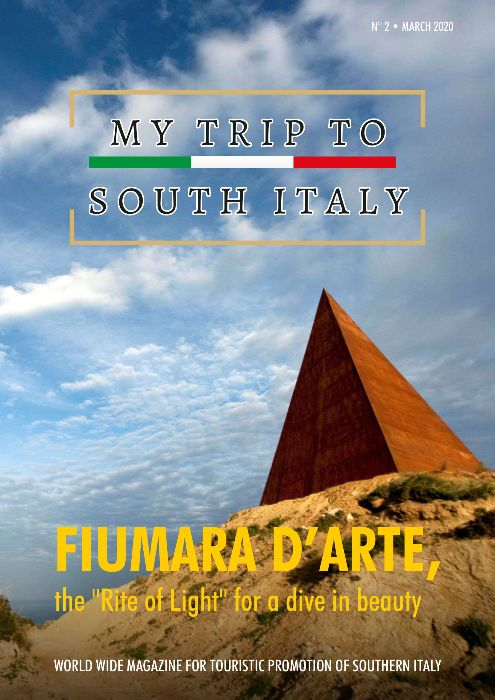 my trip to south italy first page march 2020